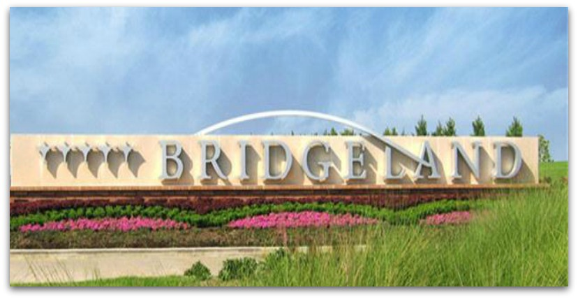 Bridgeland Framed