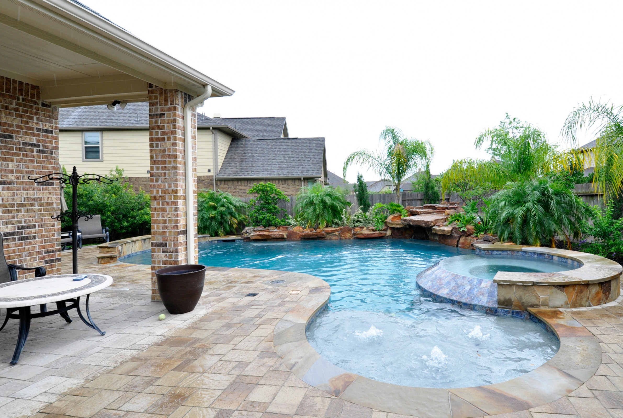 30 elkah3 still pool come home to cypress for Cypress house